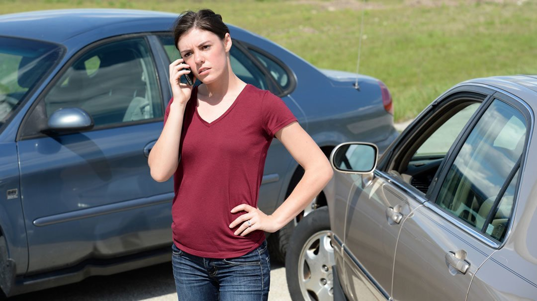I was in a car accident. Now what?