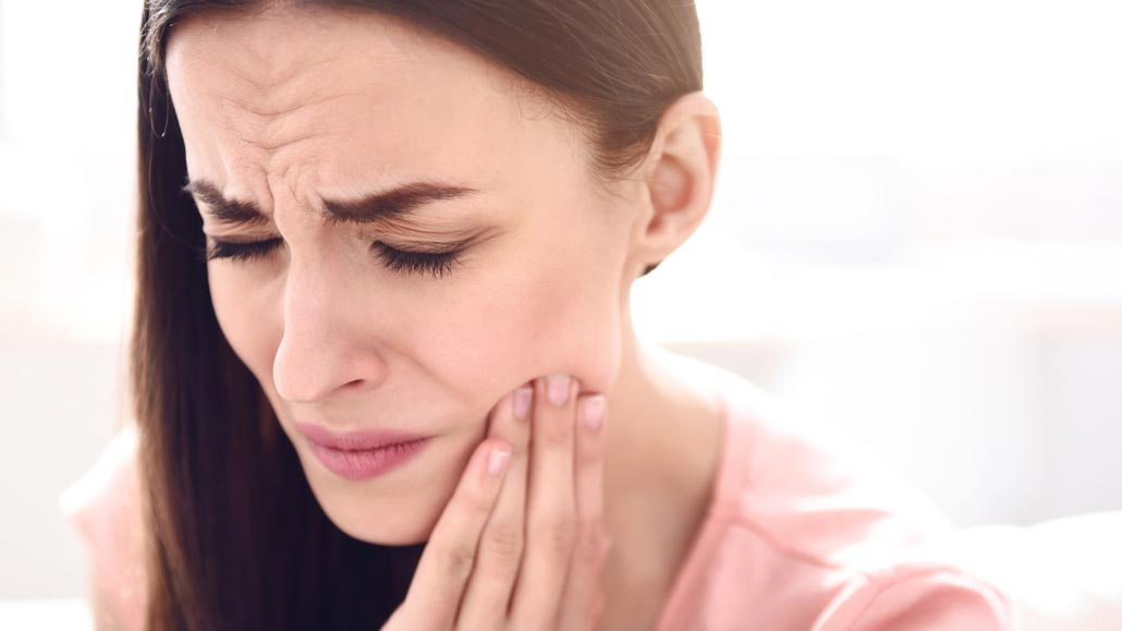 TMD and Jaw Pain