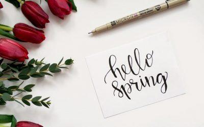 Ah Spring!